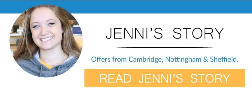 jennis case study with medical interview tuition