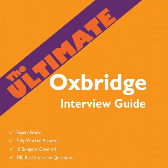oxbridge interview book