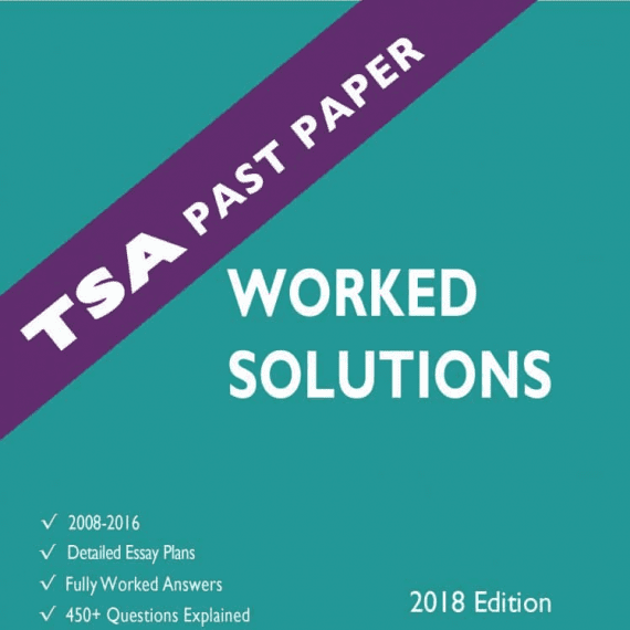 TSA-Past-Papers-solutions