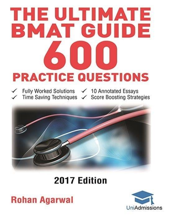 Bmat book - 600 practice questions