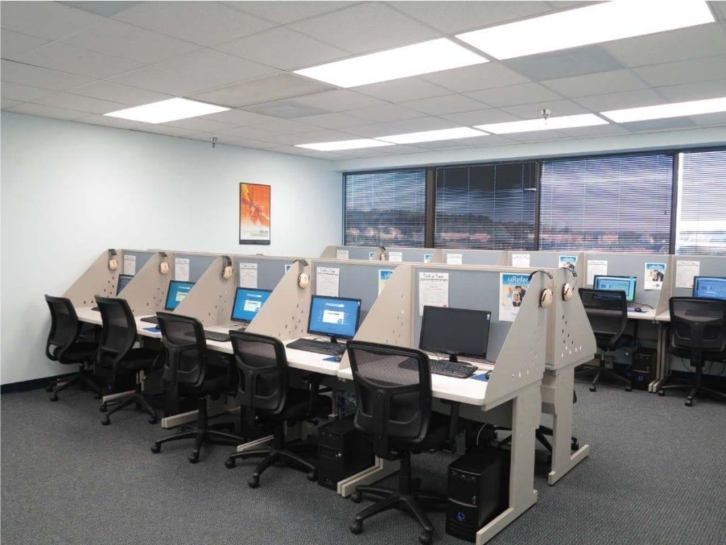 Pearson test centre
