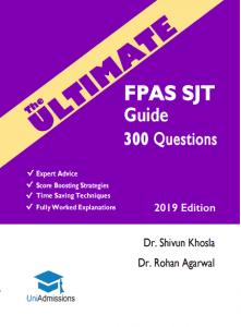 FPAS SJT Book