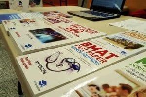 university application books