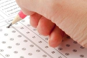 university admission tests