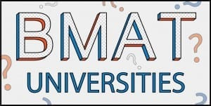 BMAT Universities and how they use your BMAT score