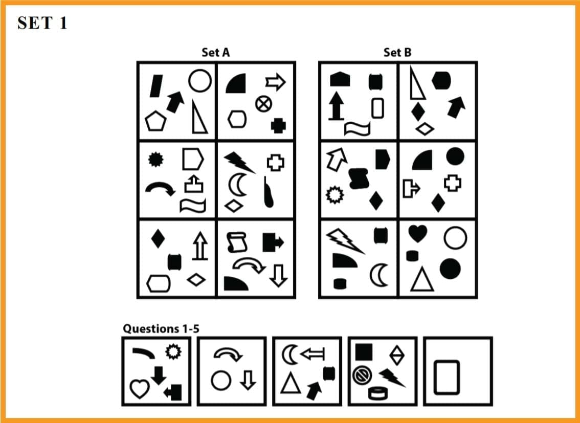 abstract reasoning question