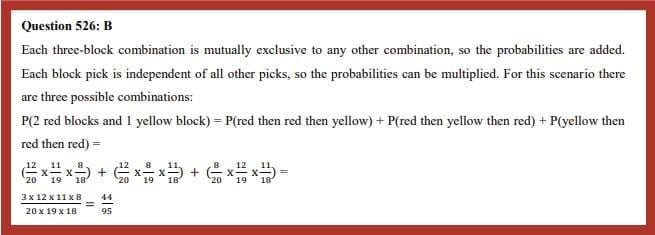 example maths question answer BMAT section 2