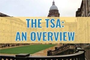 the TSA: an overview