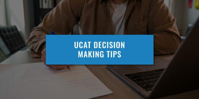 ucat-decision-making-tips