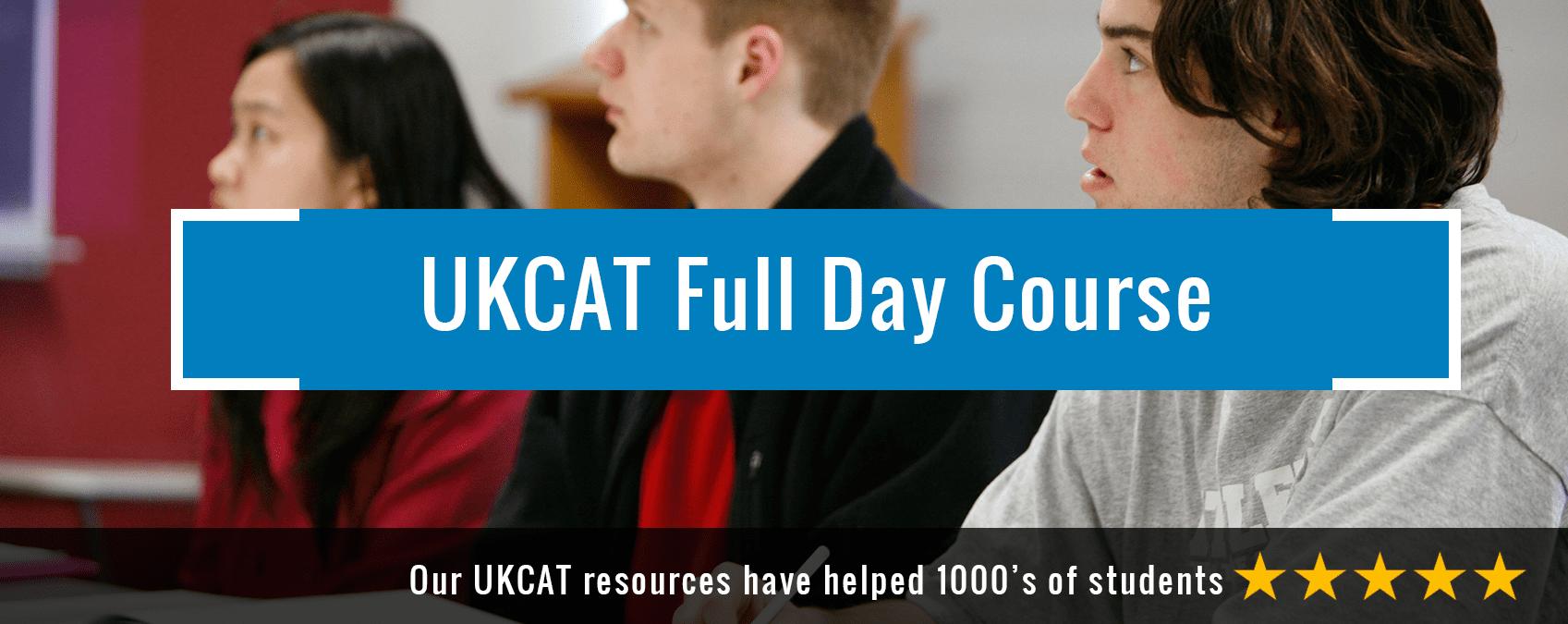 ukcat intensive course