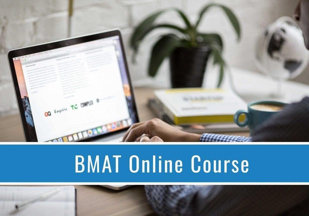 BMAT online course
