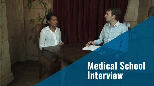 Free Oxbridge and Medicine Admissions Talk for School