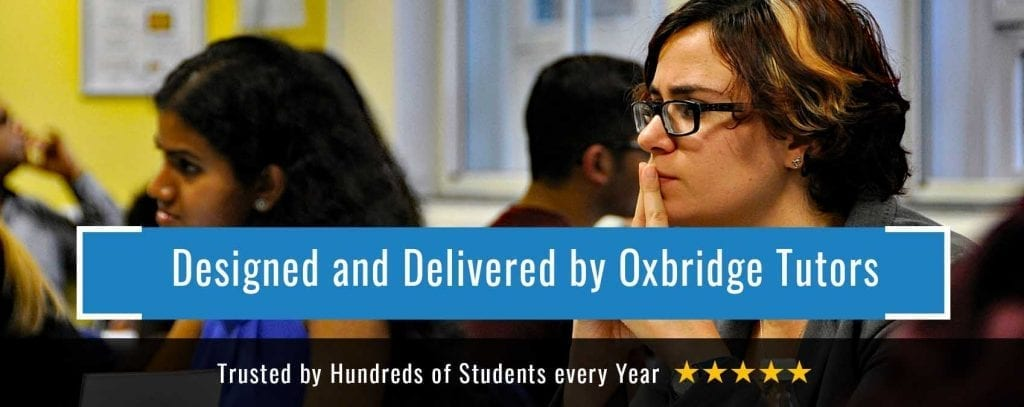Oxbridge Interview Course