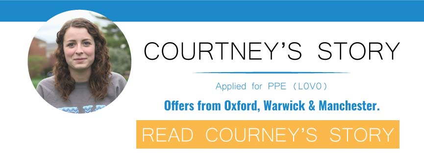 courtney ppe oxford journey with uniadmissions