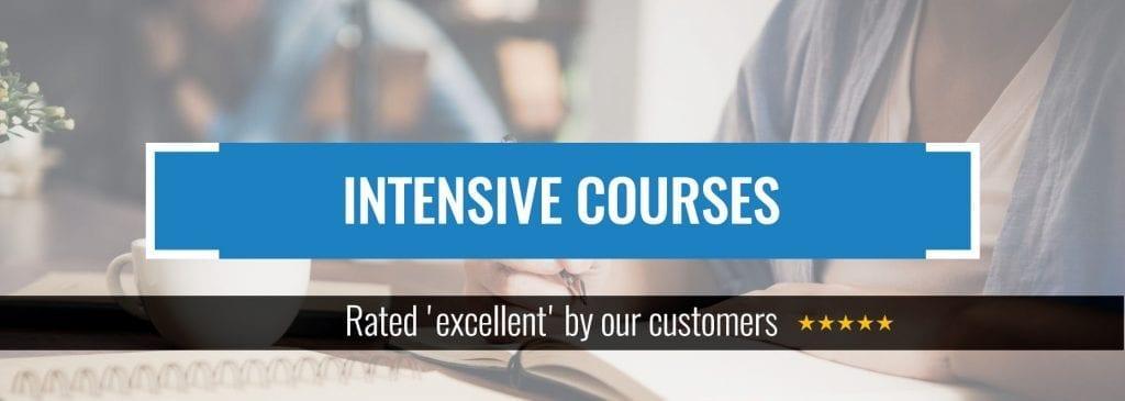 intensive courses for schools