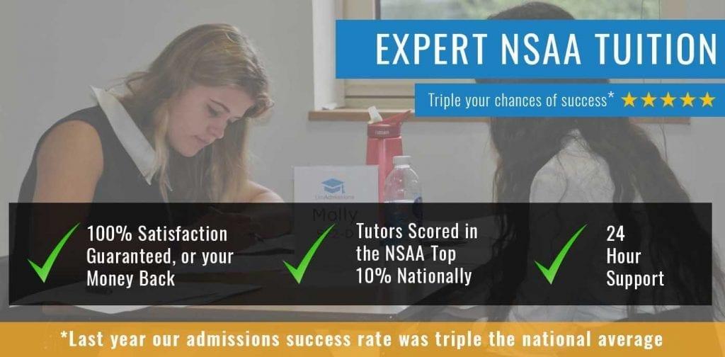 tuition-NSAA
