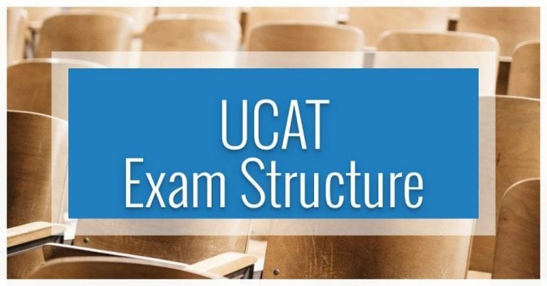 ukcat / UCAT exam structure