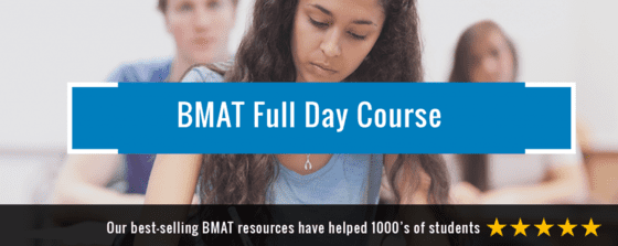 students review for bmat online course