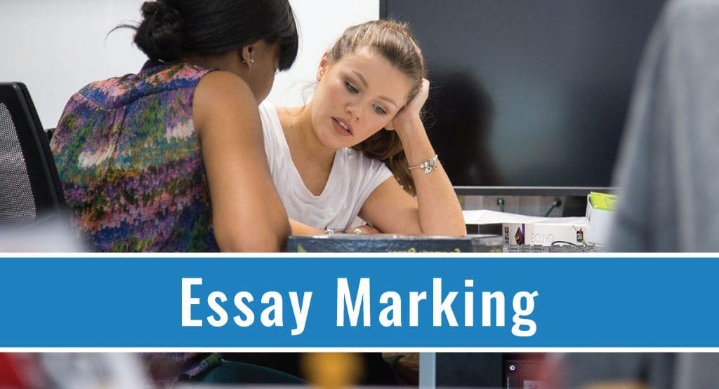 essay marking