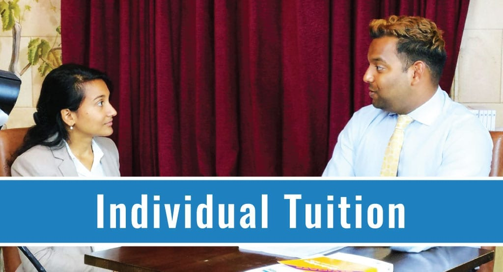 bmat individual tuition