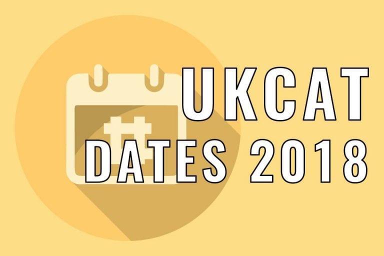 ukcat-dates-2018