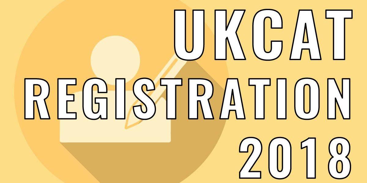 UKCAT Registration 2018