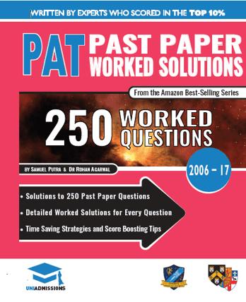 PAT Past Paper