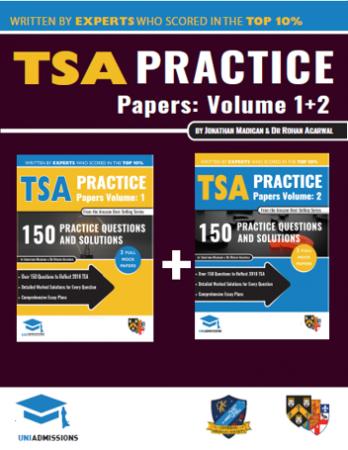 TSA Practice Papers 1 + 2
