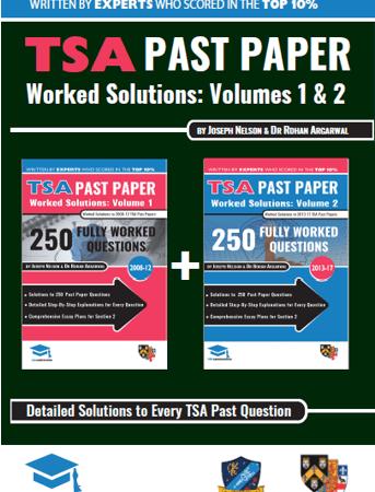 TSA Past Paper 1+2
