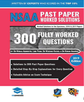 NSAA Past Paper