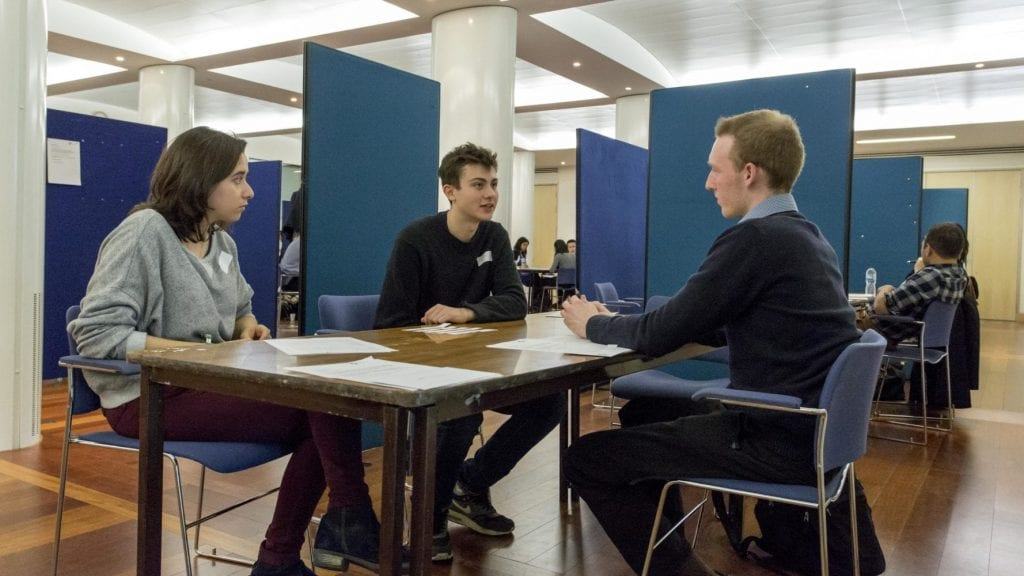 Why are MMI interviews used by universities