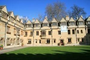best-oxford-college-for-medicine