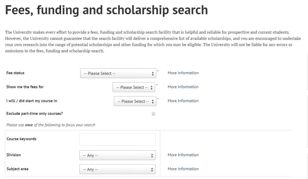 oxford scholarship calc screenshot