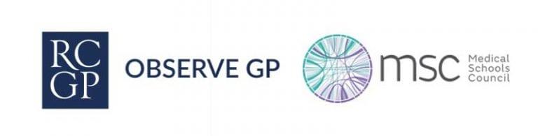 Observe GP logos