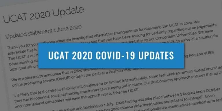 UCAT-2020-UPDATES