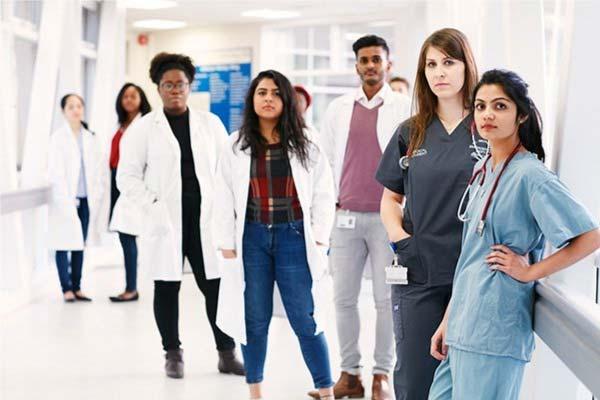 International student doctors in the UK