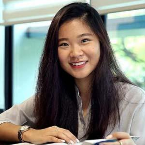 Mai - Singaporean Cambridge student