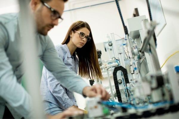 Robot Labs Cambridge
