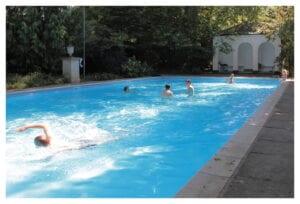 Christ's College, Cambridge Swimming pool