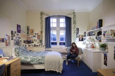 Christ's college accommodation